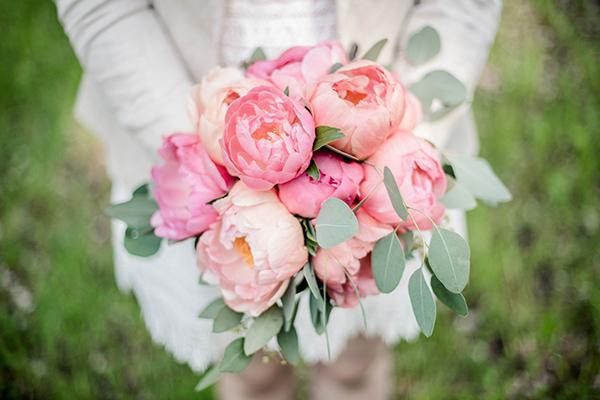 Verliebt in rosa pfingstrosen hier gibt es eine sch ne for Hochzeitsdeko rosa