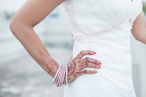 Brautmode Hochzeit indisch (10)