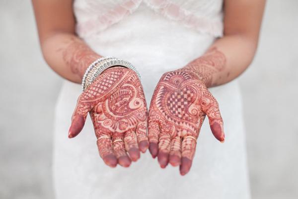Brautmode Hochzeit indisch (13)
