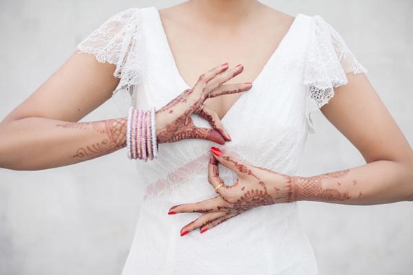 Brautmode Hochzeit indisch (14)