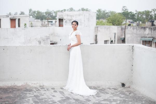 Brautmode Hochzeit indisch (3)