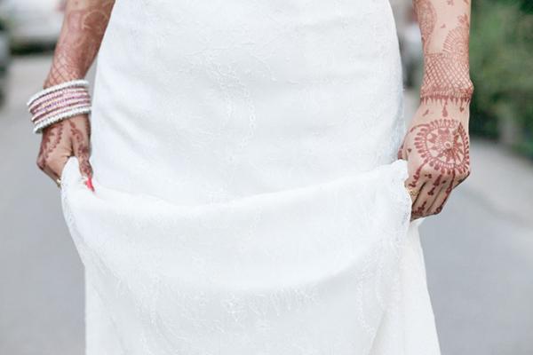 Brautmode Hochzeit indisch (30)