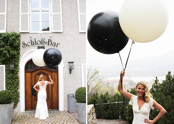 Hochzeit schwarz weiss (28)