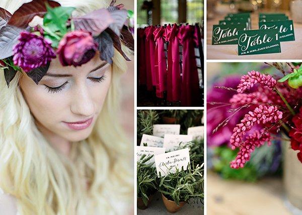 Hochzeit Herbst Ideen