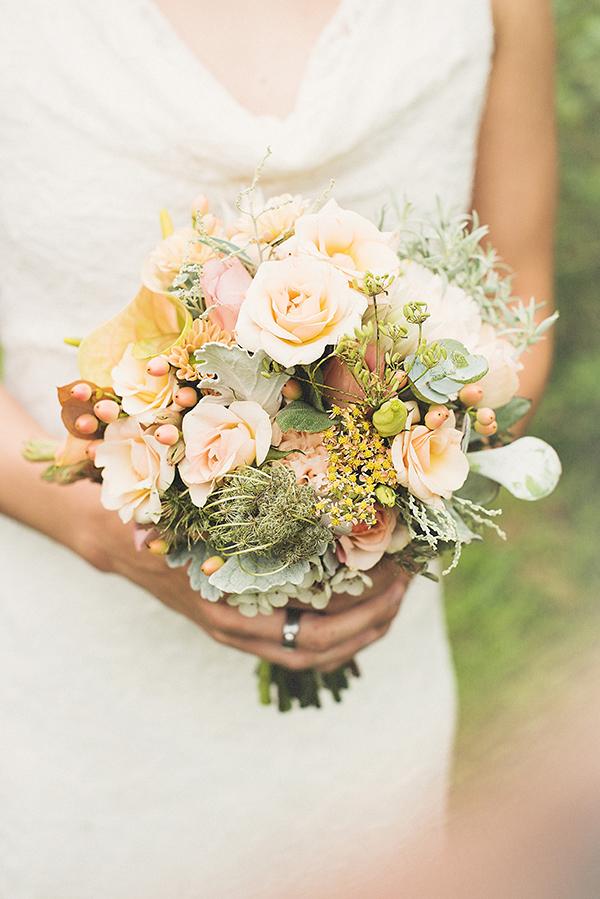 Eine Punkig Angehauchte Hochzeitsdeko In Mint Und Rose