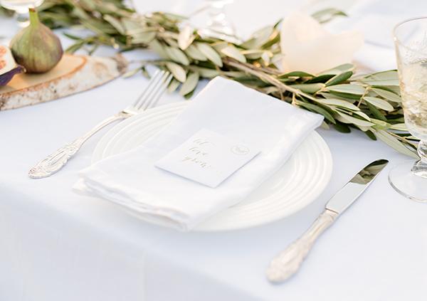 Hochzeit Olivenzweige