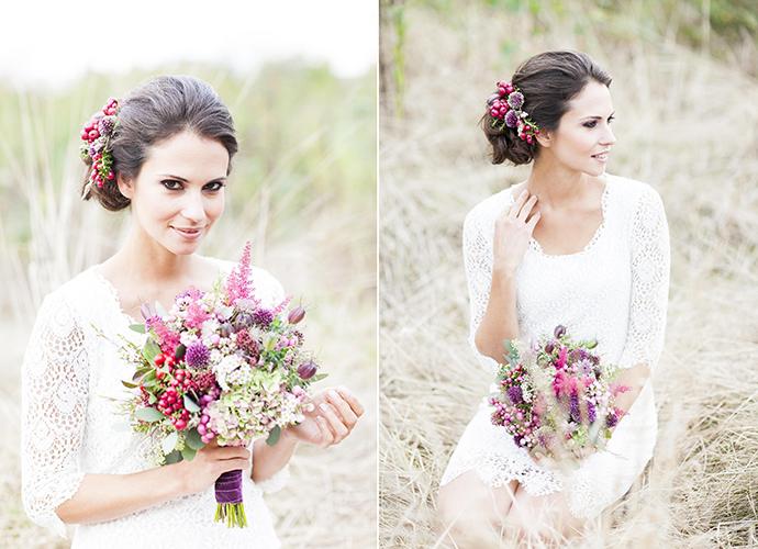 Hippie Hochzeit lila (1)