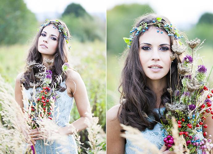 Hippie Hochzeit lila (2)