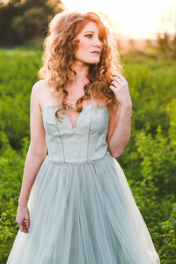 Make-Up Braut rote Haare (42)