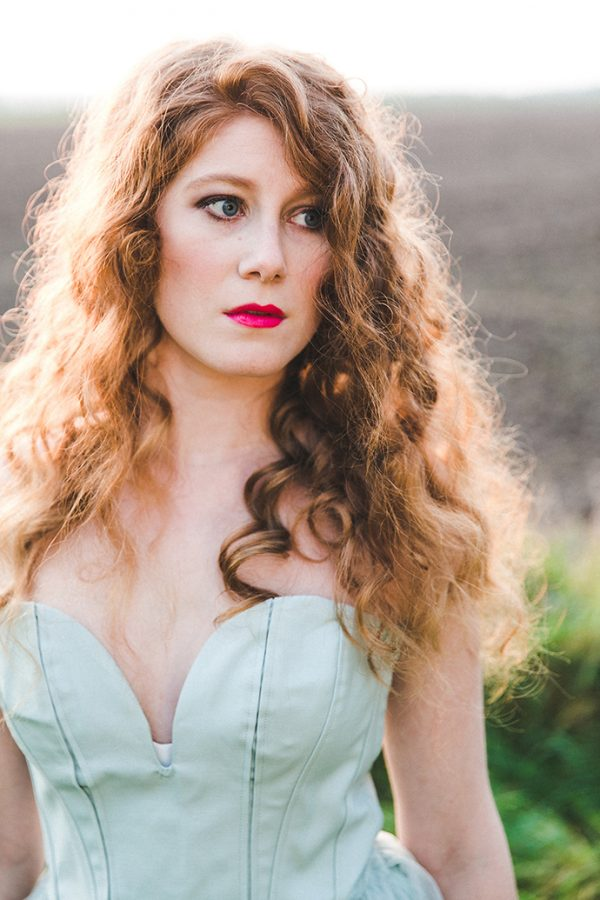 Make-Up Braut rote Haare (55)