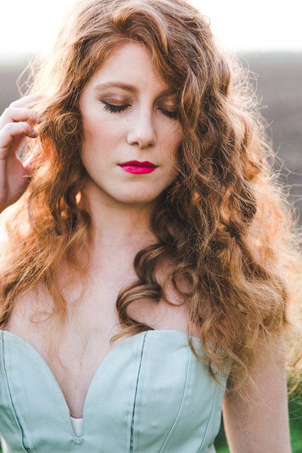 Make-Up Braut rote Haare (57)