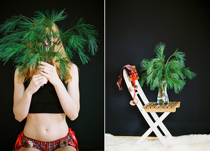 christmas boudoir jeanieMicheel Photography (2)