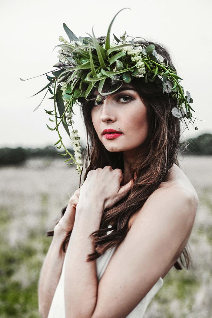 Blumenkranz Hochzeit Hippie (10)
