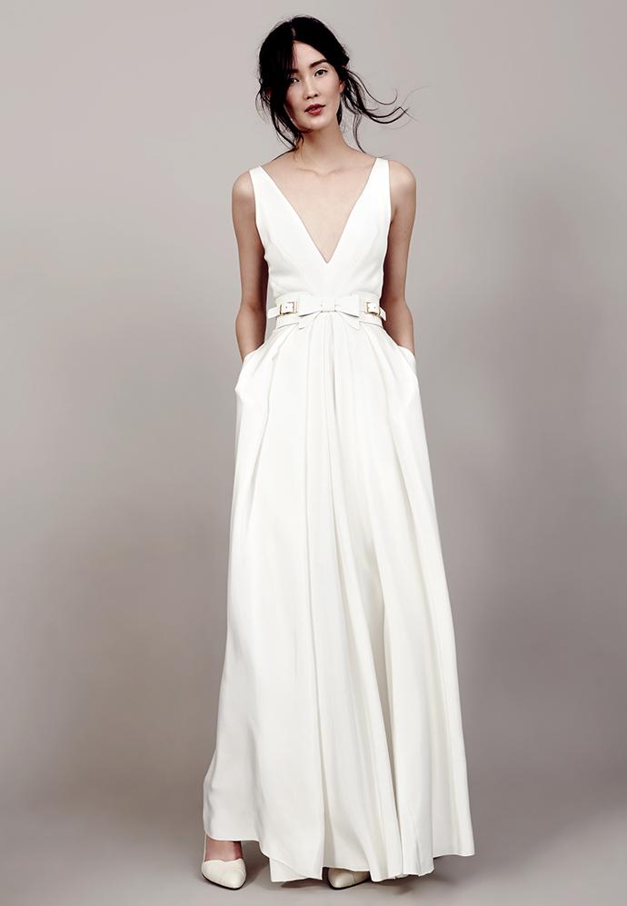Brautmode Kaviar Gauche 2015 (9)