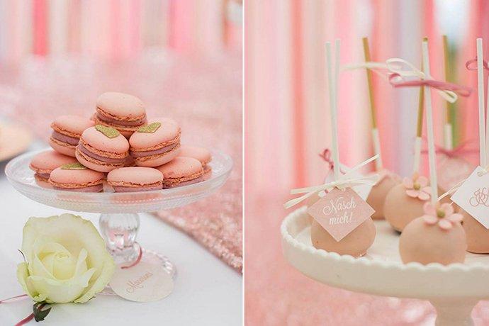 Candytable Hochzeit