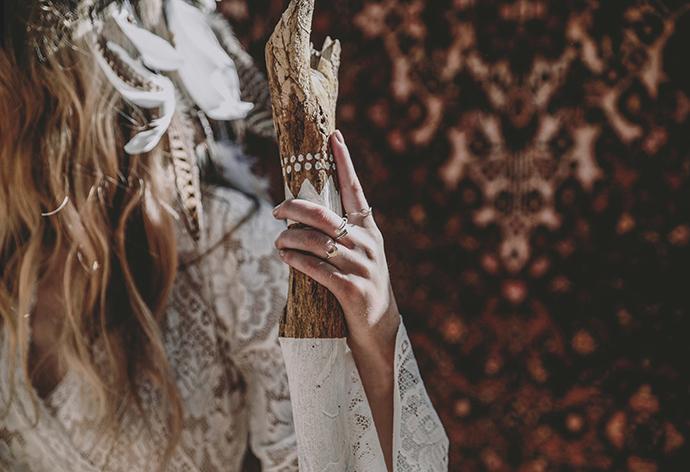 Hippie Hochzeit bohemian wedding (11)