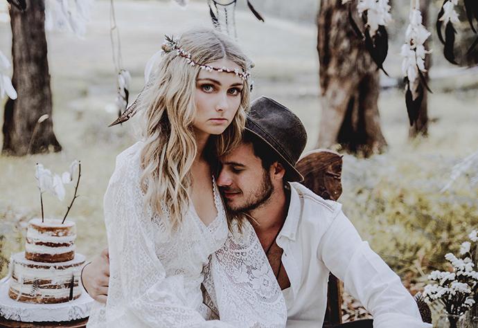 Hippie Hochzeit bohemian wedding (22)