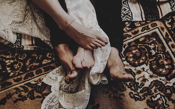Hippie Hochzeit bohemian wedding (3)