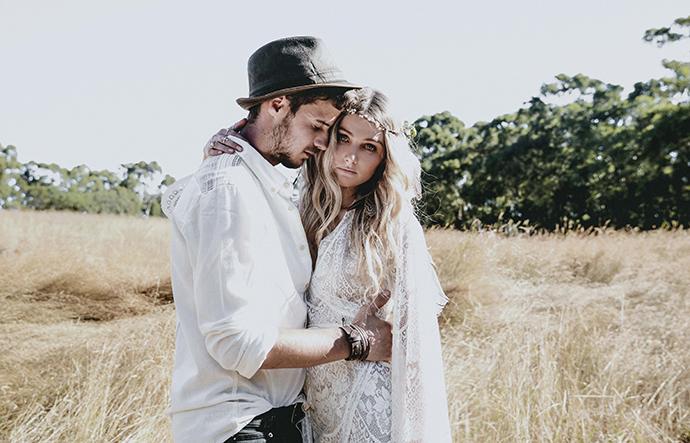 Hippie Hochzeit bohemian wedding (45)