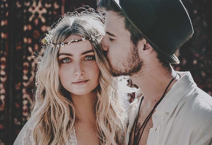 Hippie Hochzeit bohemian wedding (5)