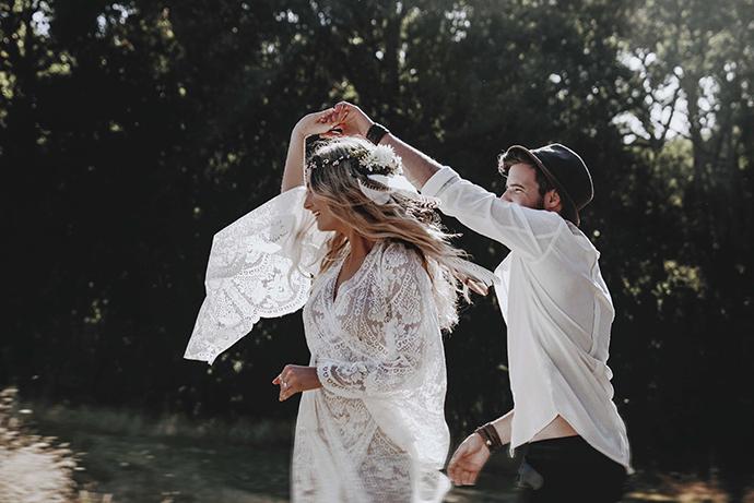 Hippie Hochzeit bohemian wedding (54)