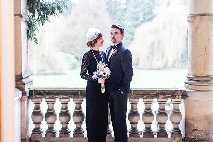 Hochzeit 20er Jahre schwarz (20)