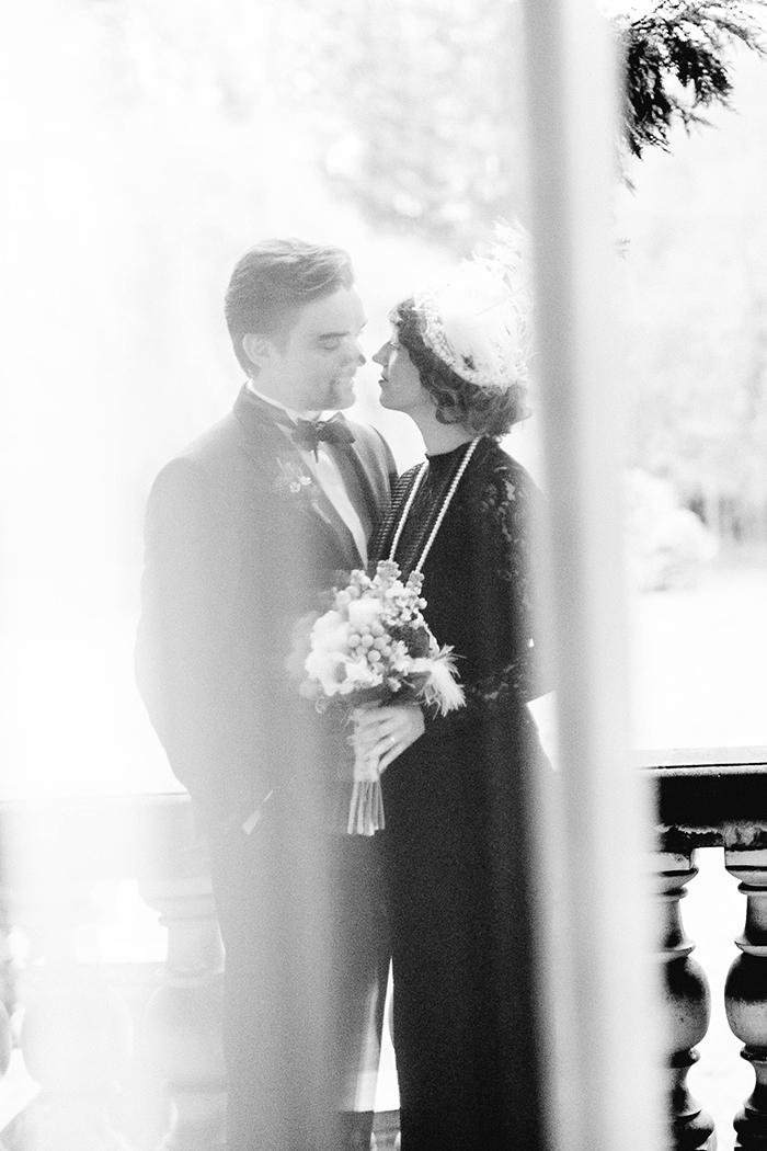 Hochzeit 20er Jahre schwarz (24)