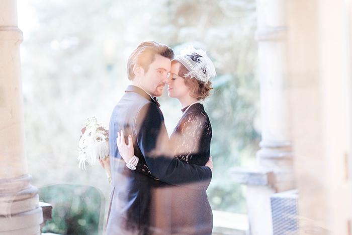 Hochzeit 20er Jahre schwarz (38)