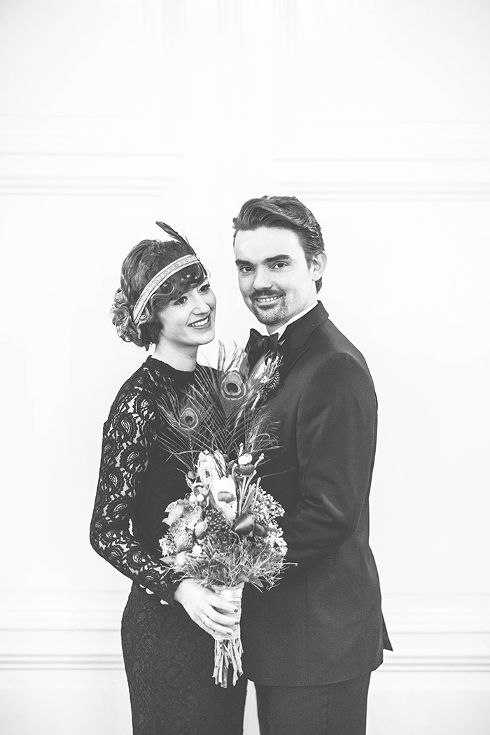 Hochzeit 20er Jahre schwarz (4)