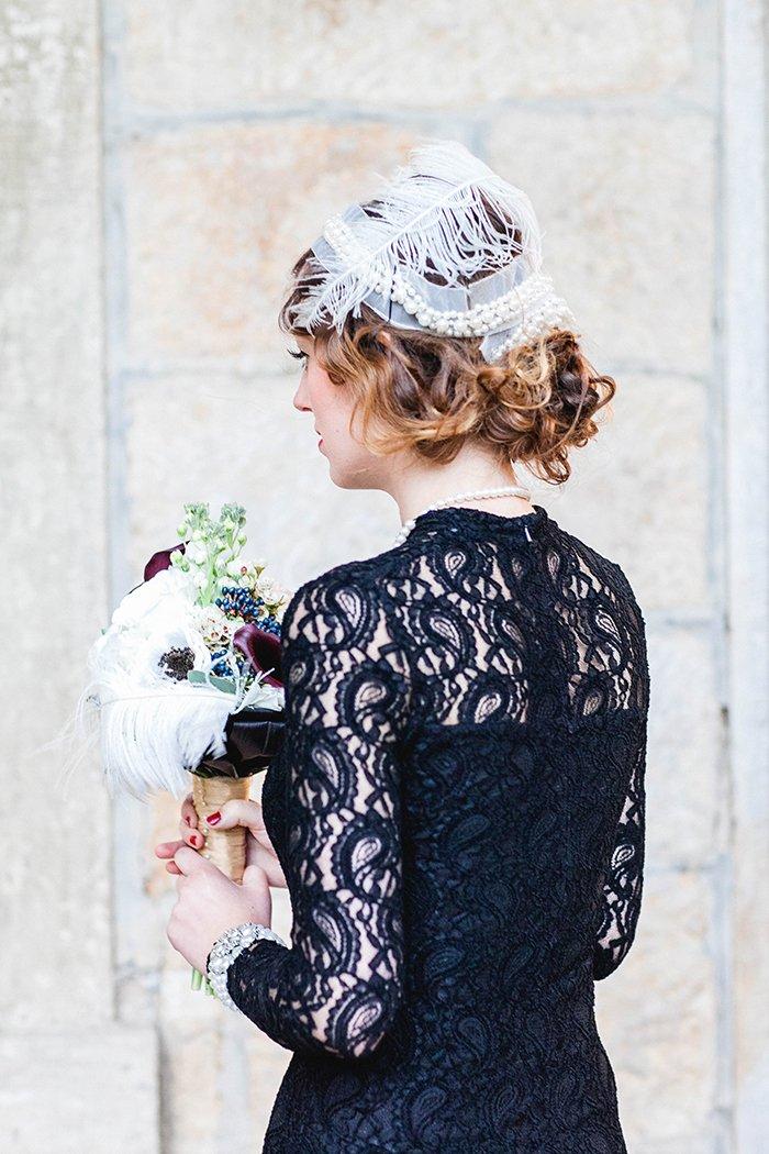 Hochzeit 20er Jahre schwarz (47)