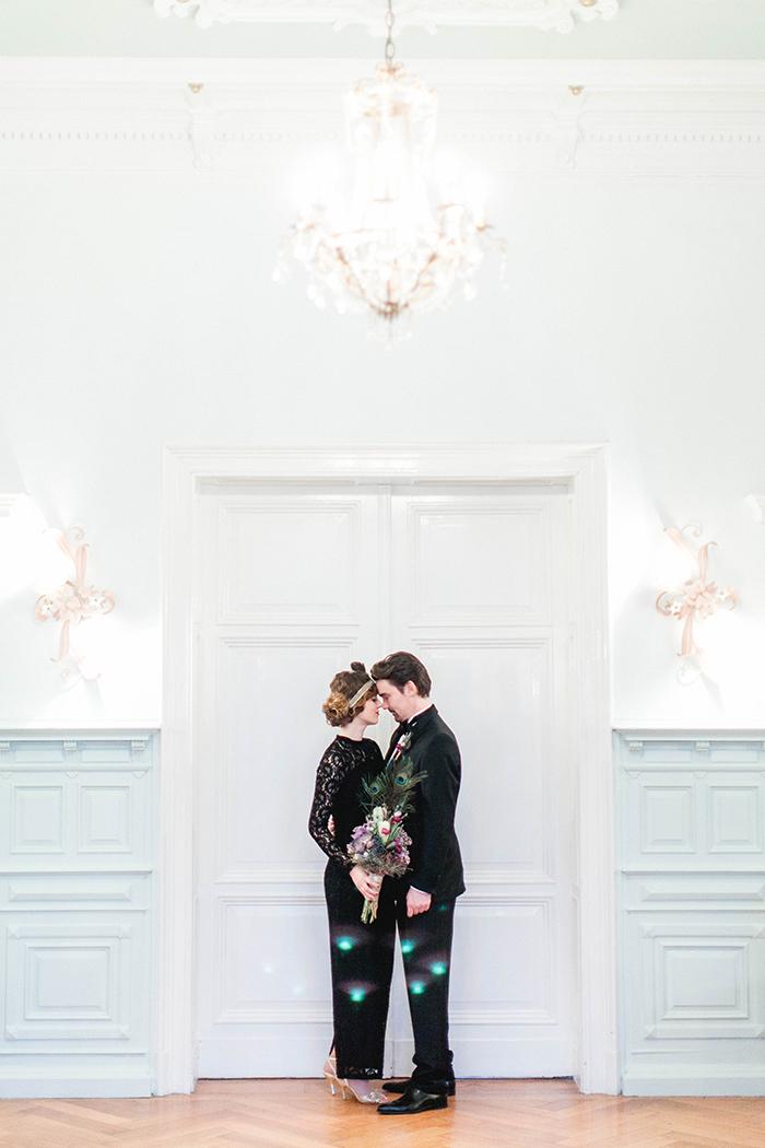 Hochzeit 20er Jahre schwarz (93)
