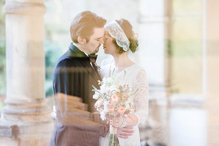 Hochzeit Vintage Weiss (183)