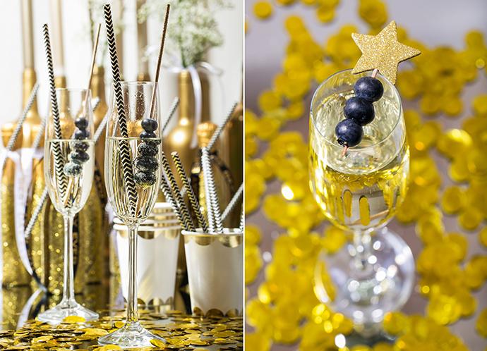Hochzeit schwarz gold (55)