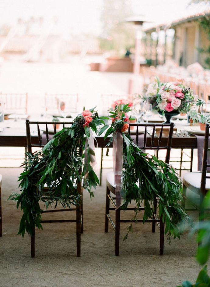 Stuhl Hochzeit