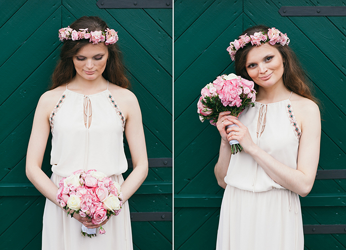 Brautkleid Zara