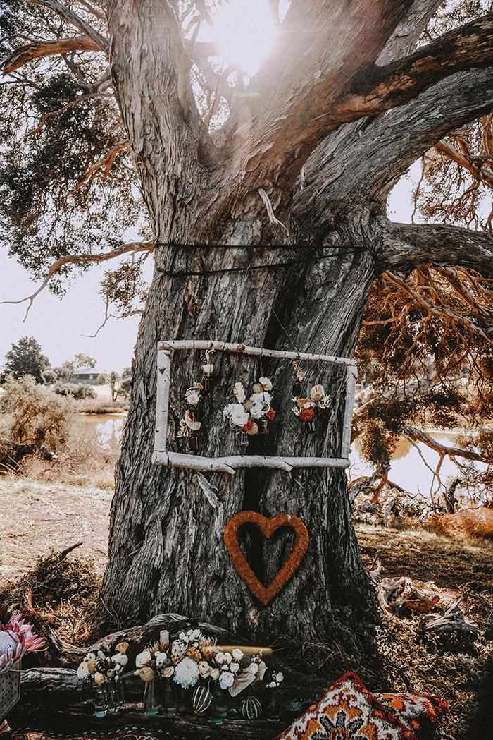 Hochzeit Natur Hippie (8)