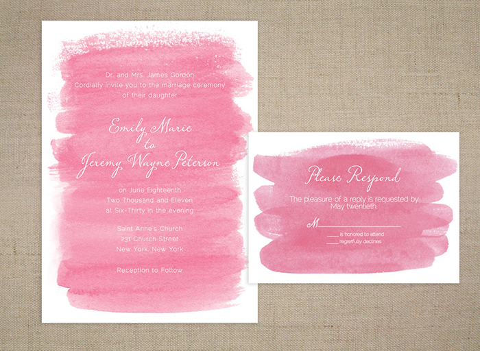 Hochzeit Pastell Wasserfarben (31)