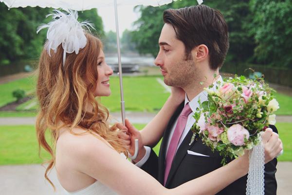 Hochzeit Regen (1)