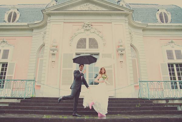 Hochzeit Regen (40)