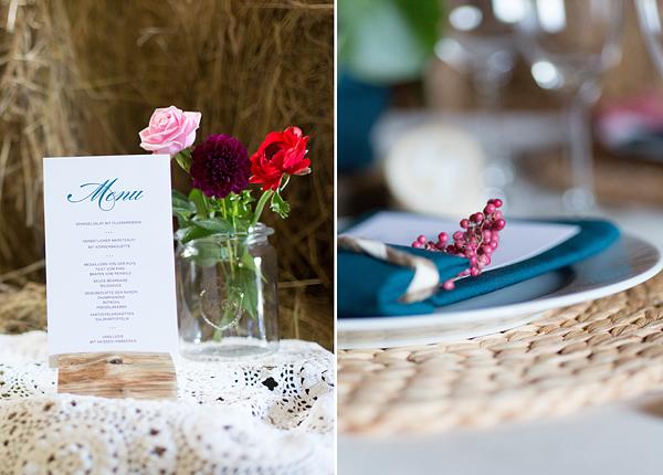 Pin Hochzeitsdeko In Türkis on Pinterest