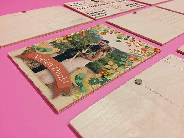Postkarte aus Holz magnetisch (9)