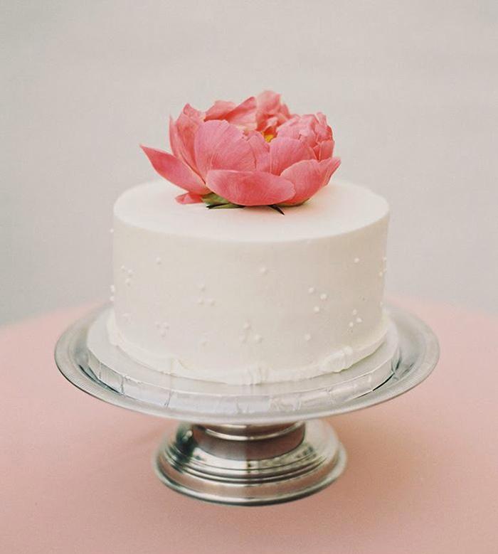 Torte Hochzeit pink