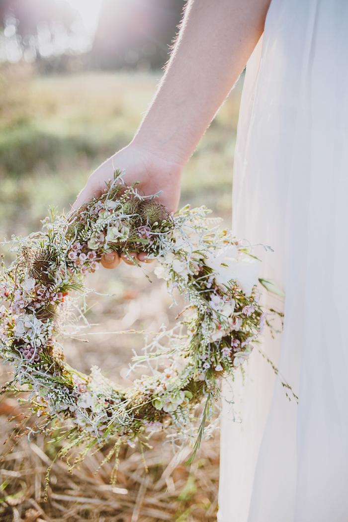 Blumenkranz Hochzeit (1)