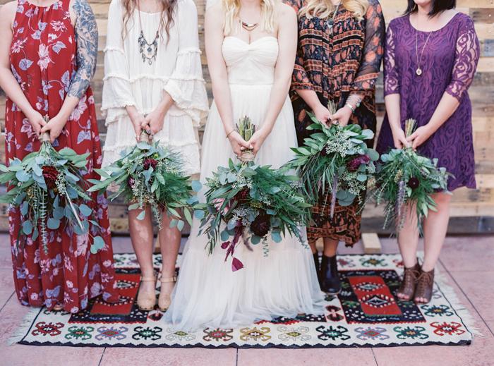 Eine Bohemian Hochzeit In Las Vegas Friedatheres Com