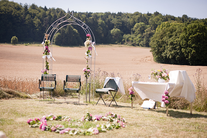 Hochzeit im Kornfeld (2)