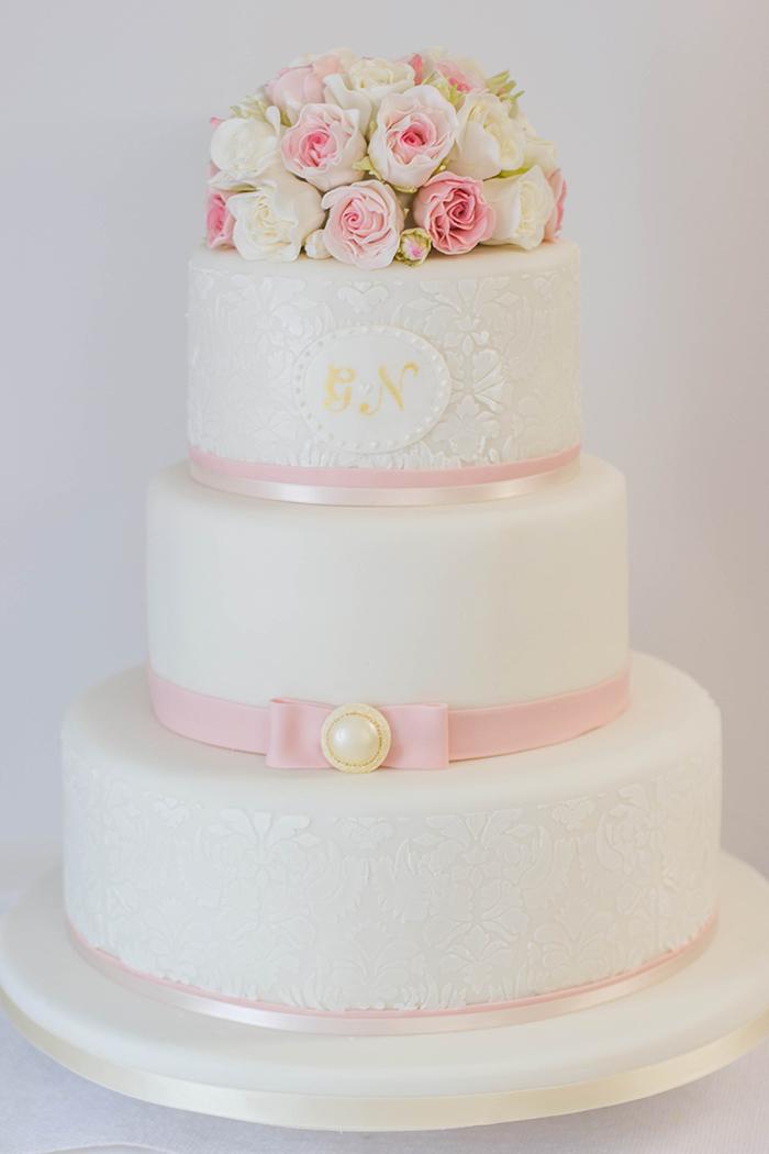 Hochzeitstorte rosa (2)