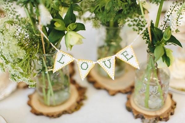 Eine Grune Vintage Hochzeitsinspiration Friedatheres Com
