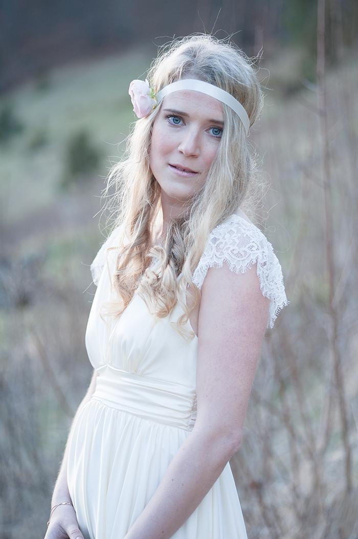 Brautkleid klassisch mit Spitze (12)