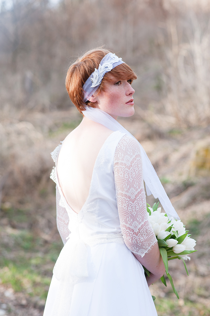 Brautkleid mit Spitze (20)