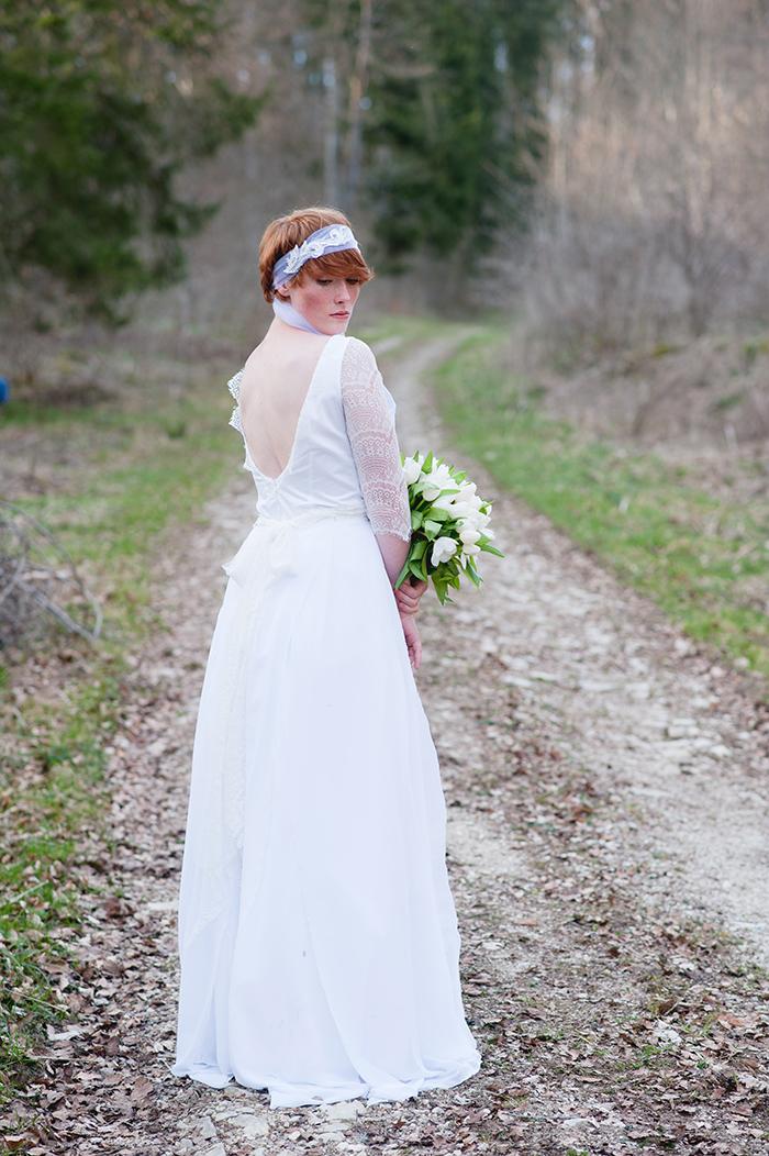Brautkleid mit Spitze (82)